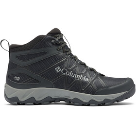 Columbia Peakfreak X2 Outdry Botas Corte Medio Hombre, negro/gris